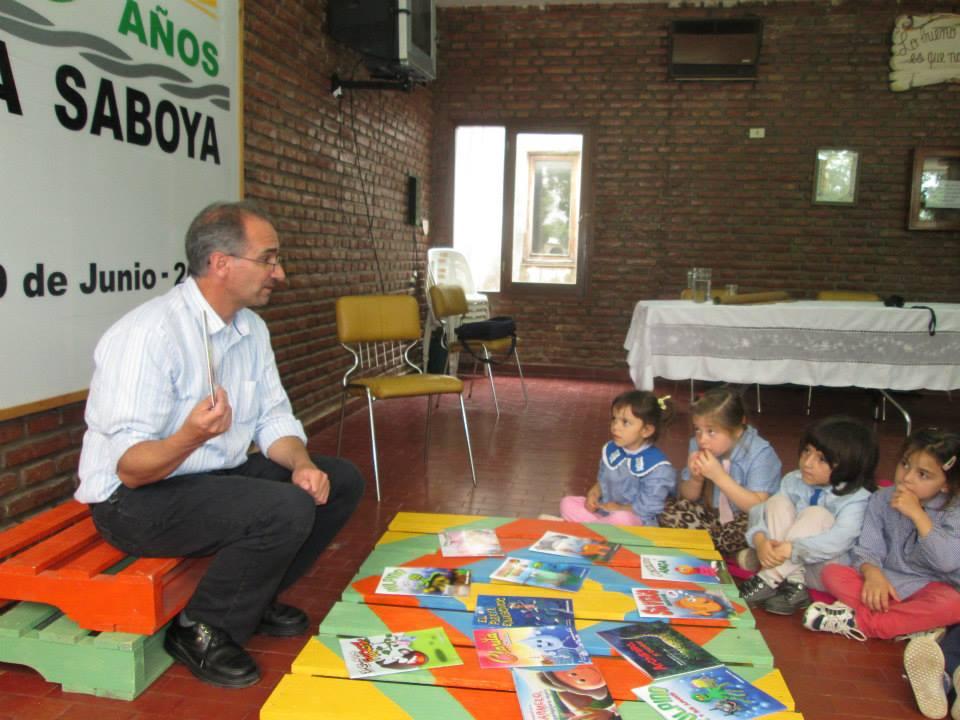 Horacio Alva: Villa Saboya, pequeña localidad del Partido de Gral. Villegas…