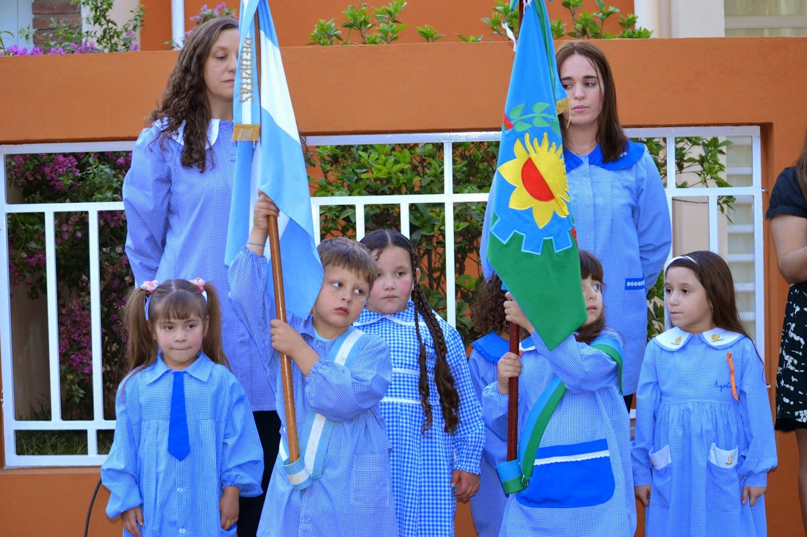 Celebración 50º aniversario del Jardín de Infantes de la localidad de Piedritas