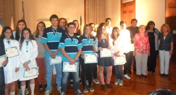 Entregaron los premios anuales del Rotary Club