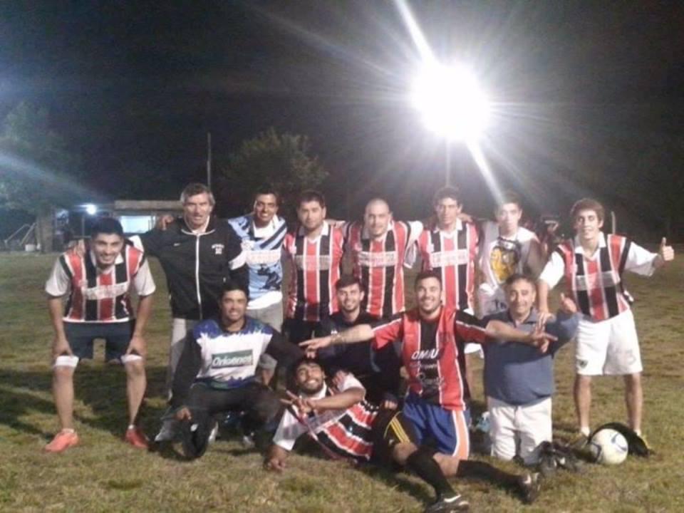 El campeonato de fútbol fue un éxito