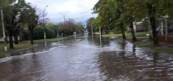 El 70% de Villa Saboya amaneció bajo el agua