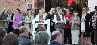 La Biblioteca de Villa Saboya cumplió 25 años