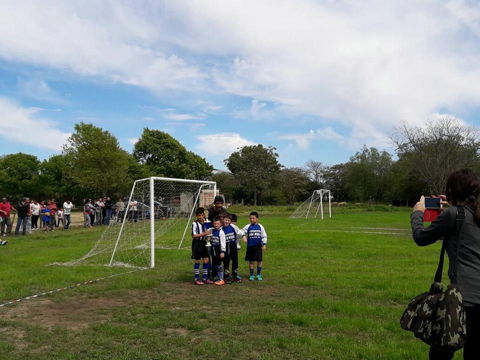 Encuentro de Escuelas de Fútbol Infantil
